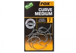 FOX Edges Curve Shank Medium Hook