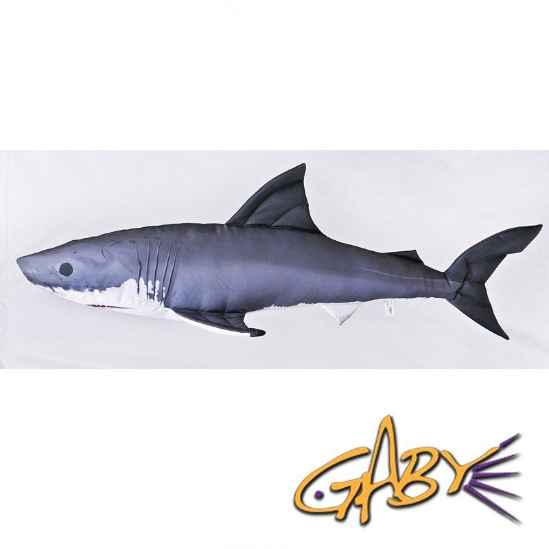 Fishing Lounge - GABY Weisser Hai 120cm