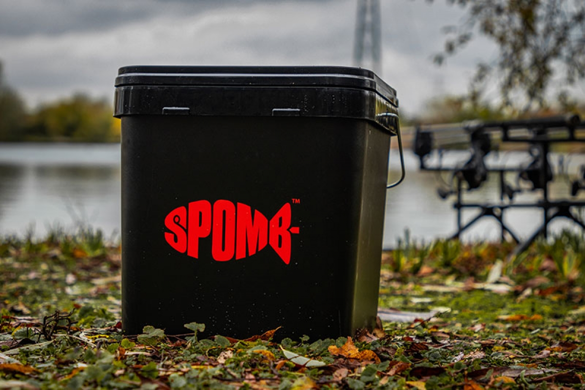 SPOMB Square Bucket 17ltr