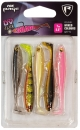 FOX Rage Slick Shad UV Mixed Colour