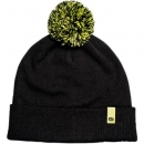 RidgeMonkey Dropback Bobble Hat Black