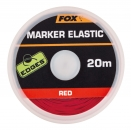 FOX Edges Marker Elastic Red