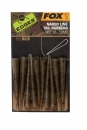 FOX Edges Camo Naked Line Tail Rubbers Size 10