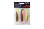 FOX Rage Spikey Shad UV Mixed Colour Pack